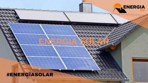 ¿Cómo se obtiene la ENERGÍA SOLAR?