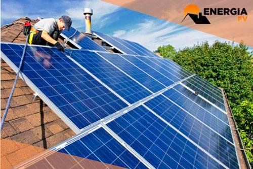 instalacion energia fotovoltaica