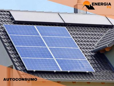 instalacion energia fotovoltaica para autoconsumo