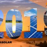 2019 en ENERGIA: Año de la ENERGIA SOLAR ante nuevas subidas de la luz