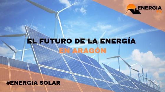 Futuro de la energía en Aragón