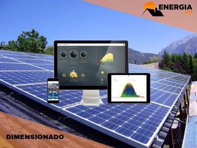 calculo instalacion energia fotovoltaica