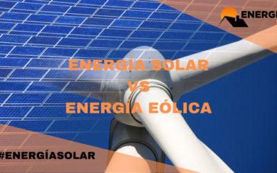 ENERGÍA EÓLICA vs SOLAR