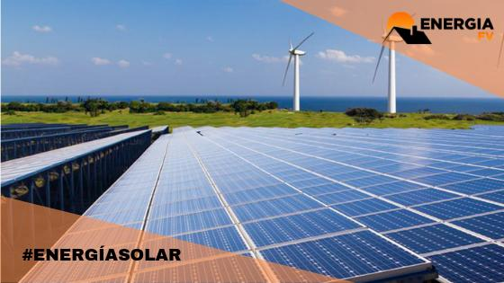 diferencias energia solar y eolica